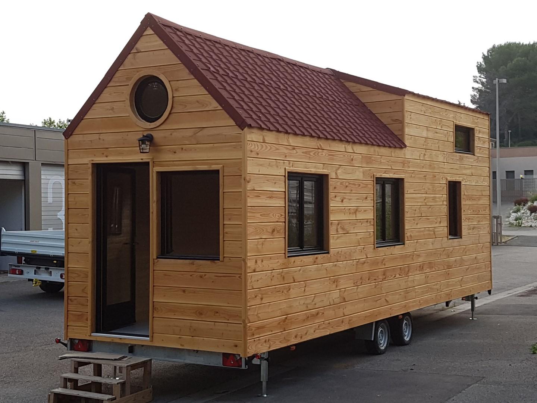 Tiny house Agathoise